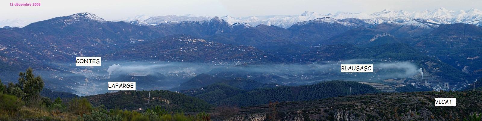 pollution des vallées des paillons